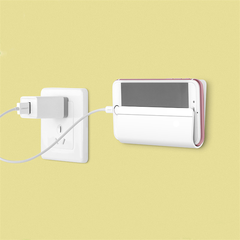 Cheap Universal Wall Stand Mount Charger Phone Holder for ...