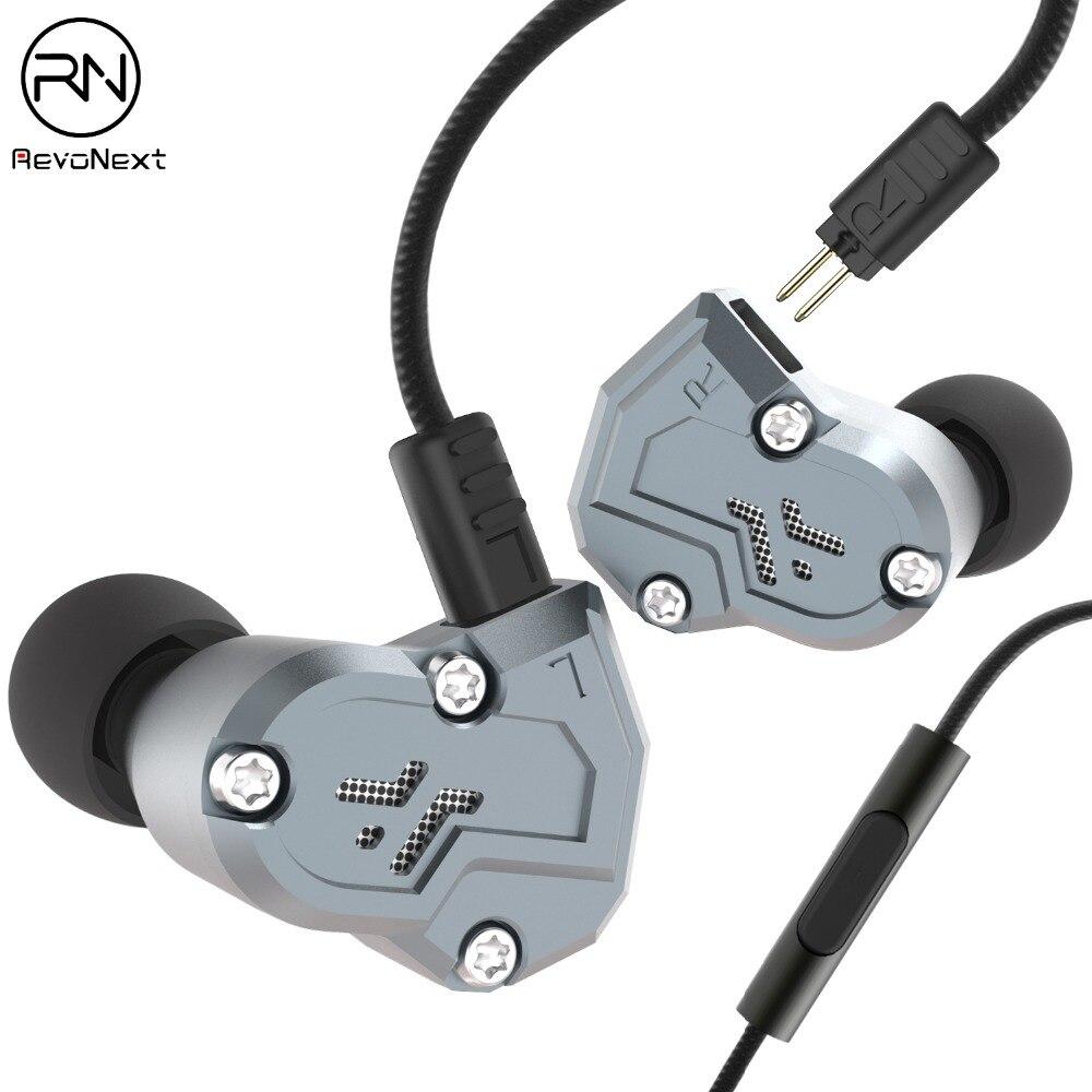 QT3 Casque 2DD + 2BA HiFi Stéréo Dans L'oreille Écouteurs hi-fi basses Moniteur Écouteurs avec 1.2 m 2 Pin Câble Cinq pilote à Armature équilibrée