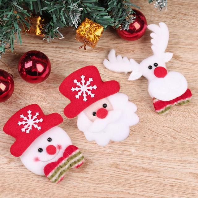 Adornos De Navidad De Tela Adorno Navidad Adorno Arbol Navidad