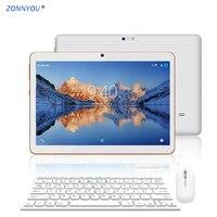 Nuevo 10 1 pulgadas Tablet PC 3G llamada de teléfono Tablet PC 32 GB Google Android