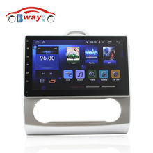 Bway 10.2″ car radio for Ford Focus S-Max High trim android 6.0 car dvd player with bluetooth,GPS Navi,SWC,wifi,Mirror link,DVR
