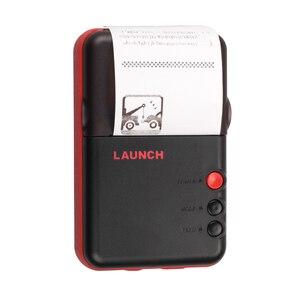 Image 2 - 2019 nouveauté Original X 431 V Mini imprimante pour le lancement X431 V + mini imprimante boîte enregistrement travail avec wifi livraison gratuite