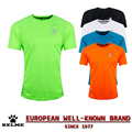 KELME Spain High quality Youth Jersey New T-shirt Men 2016 Marathon Running Quick-Dry Male Summer T-Shirt Plus Size 06
