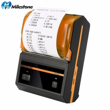 Milestone Bluetooth Printer Android IOS Thermal Printer POS bill receipt ticket POS portable USB Computer Printer mini MHT-P5801 sum pos cu atic93c1 automotive computer board