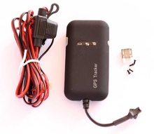 100% 4 band car GPS tracker GT02A Google link real time tracking free shipping