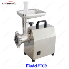 TC5/TC7 Electric Meat Mincer Machine stainless steel Meat Grinder  Sausage Machine With Blade Parts недорого