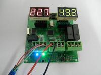 Цифровой датчик температуры и влажности modbus 4 20ma WI FI RS485 Совет по развитию Выпускной дизайн