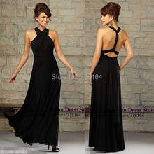 New design romantic long bridesmaid dress 2017 new sexy backless party dress vestido de festa de casamento vestido de madrinha