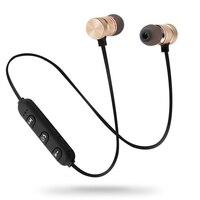 qijiagu 50pcs Wireless Bluetooth Earphones Noise Canceling With Mic Sport stereo earbuds in ear headset
