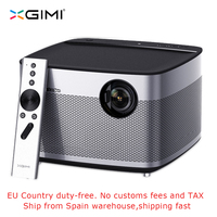 XGIMI H1 1920x1080 Full HD Hỗ Trợ 3D 4 K Chiếu 3 GB/16 GB Android 5.1 Bluetooth Wifi Home Theater 300 inch DLP Beamer