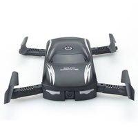 Yeni Liste X185 Araba stil Mini Katlanır Quadcopter FPV WiFi Kamera Ile 2.4G 4CH RC Helikopter Bir Anahtar Dönüş Drone