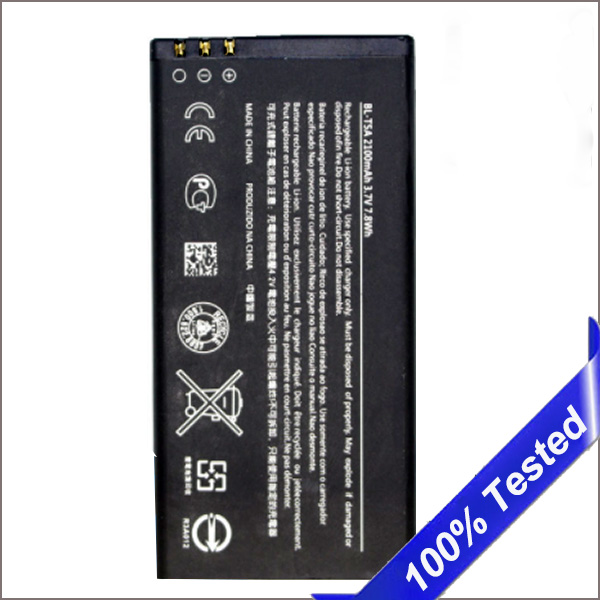 Original Microsoft bl-t5a batería para Nokia Microsoft Lumia 550 móvil batería nuevo