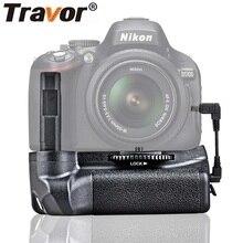Travor профессиональная камера Батарейный держатель для Nikon D5100 D5200 D5300 DSLR камера работает с EN-EL14