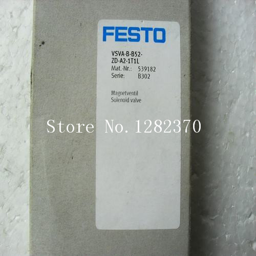 New original authentic FESTO solenoid valve VSVA-B-B52-ZD-A2-1T1L spot 539182