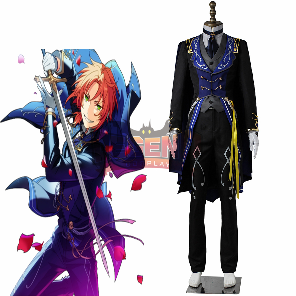 Ensemble stars Leo Tsukinaga cosplay costume Komadori on a Branch Full Render Bloomed costume