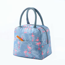 Women Fresh Keeping Lunch Cooler Bag Waterproof Travel Picnic Bento Box Tote Thermal Insulated Food Container Kids Thermo Pouch(China)