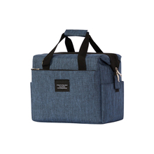 Portable Thermal Cooler Bags Women Men Kids Food Drink Fresh Keeping Lunch Box Insulated Picnic Storage Tote Handbag Accessories