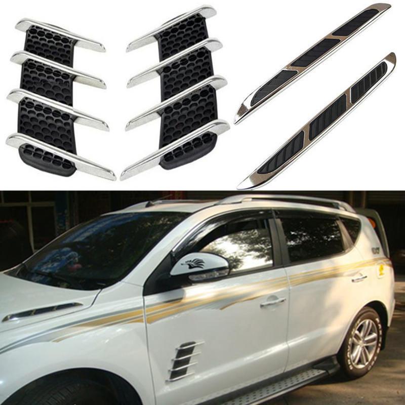 Geely Emgrand X7 EmgrarandX7 EX7,Car shark gills car sticker,Side vents