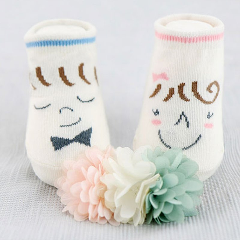 2017 New Infant Girl Boy Kids Socks Newborn Baby Socks Soft Cartoon Parttern Casual Socks 0-3T P1