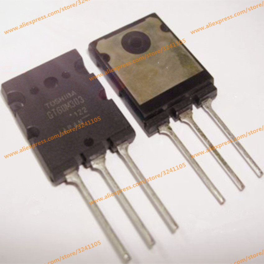 Free shipping 10PCS/LOTS NEW GT60M303 60M303 TO-3P free shipping 10pcs 100% new rh4 5259