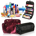 Convenient Practical Women Multifunction Non-woven fabrics Travel Cosmetic Bag Makeup Case Toiletry Organizer Pouch GUB#