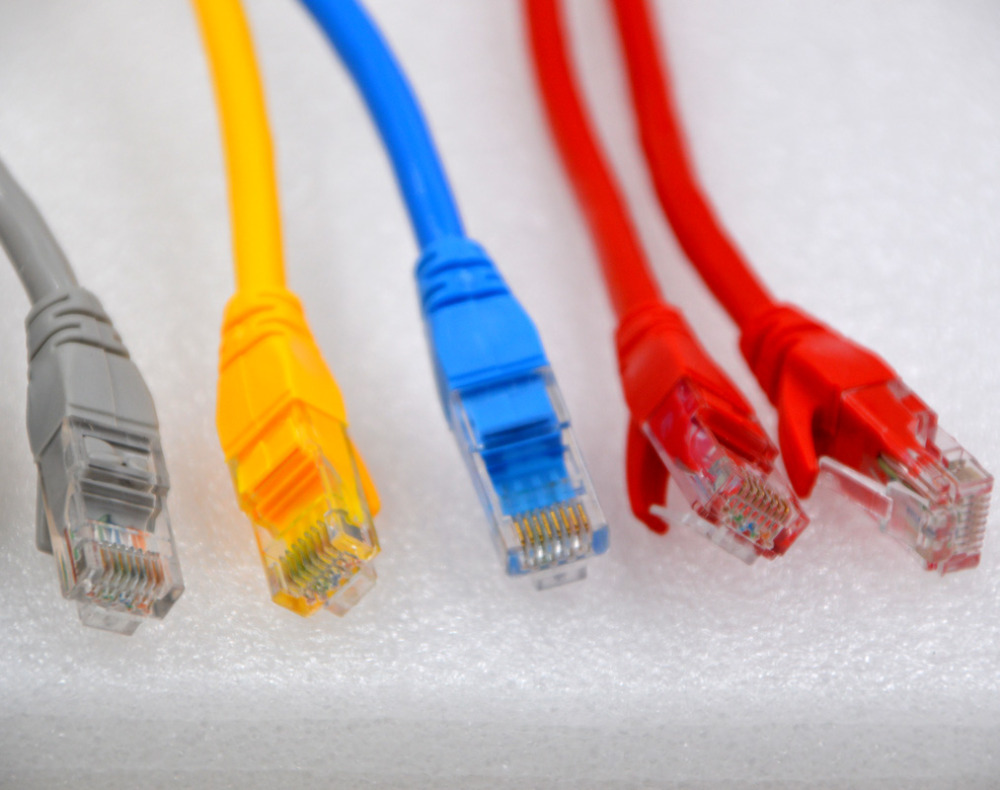 hight resolution of aliexpress com buy 10pcs 2m new high quality gb six class gigabit net pure copper rj45 network jumper connector free shipping special wholesale from