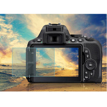 1PC Screen Protector For Canon 5D Mark III IV EOS 6D 7D II 100D/M3 200D 650D 1200D SX700 G7X Tempered Glass LCD Film