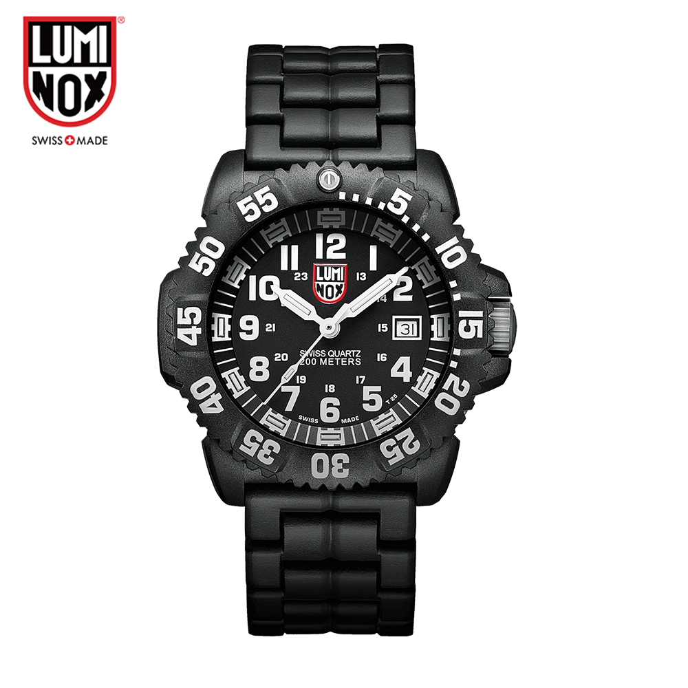 Luminox A.3052 XS.3052 The ocean's series of quartz baile finger vibrator вибронасадка на палец