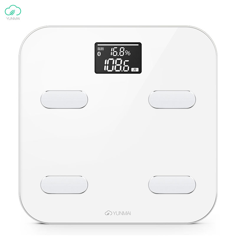 Original Xiaomi Yunmai International Version Color Smart Weight Scale Digital Body Fat Health Scale 10 Body Date Weighting Scale xiaomi smart scale 2 page 4