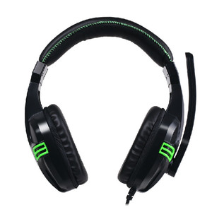 Image 2 - 3.5mm Wired Earphone Gaming Headset PC Gamer Stereo Headphone with Microphone for Computer PC Gamer