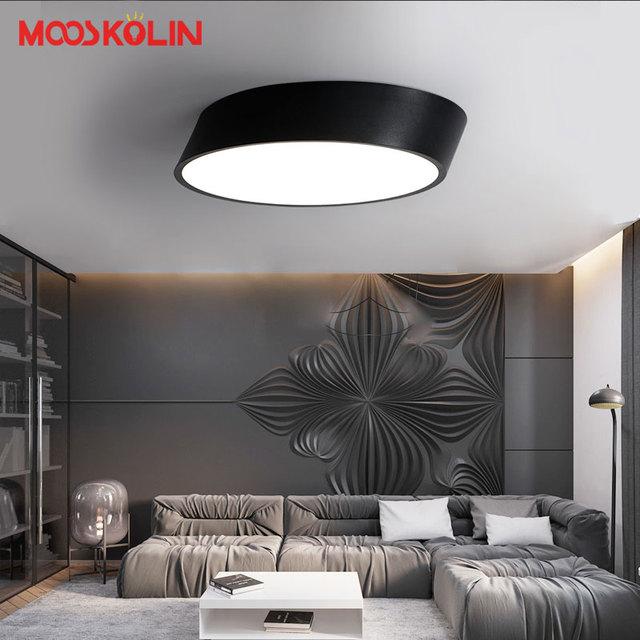 2017 Hot Moderne Minimalismus Led Deckenleuchte Runde Licht
