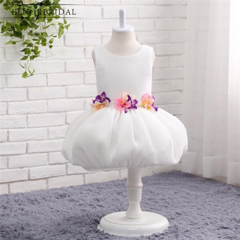 New Arrivals Ball Gown   Flower     Girl     Dresses   2019 Vestido Daminha Toddler   Girls   First communion   Dress   Kids Evening Gowns