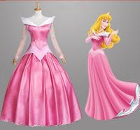 Princess Costumes Adults Aurora Sleeping Beauty Dress Costumes Princess Aurora Dress Adult Sleeping Beauty Cosplay Dresses