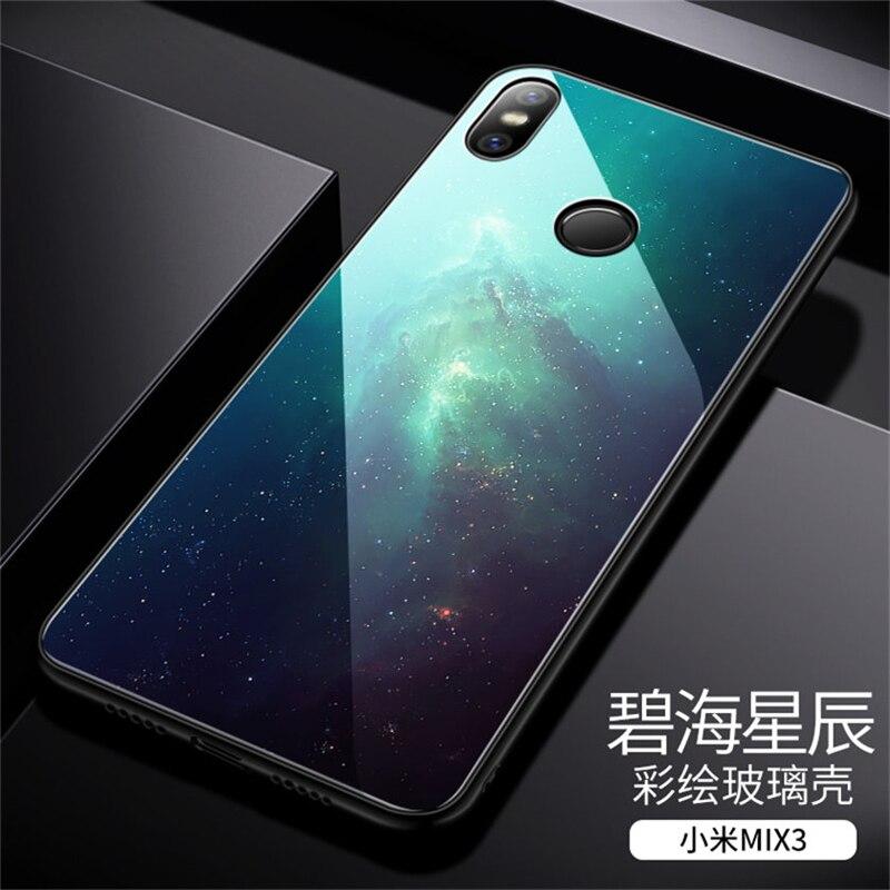 Aixuan Glass Case For Xiaomi Mi Mix 3 (14)