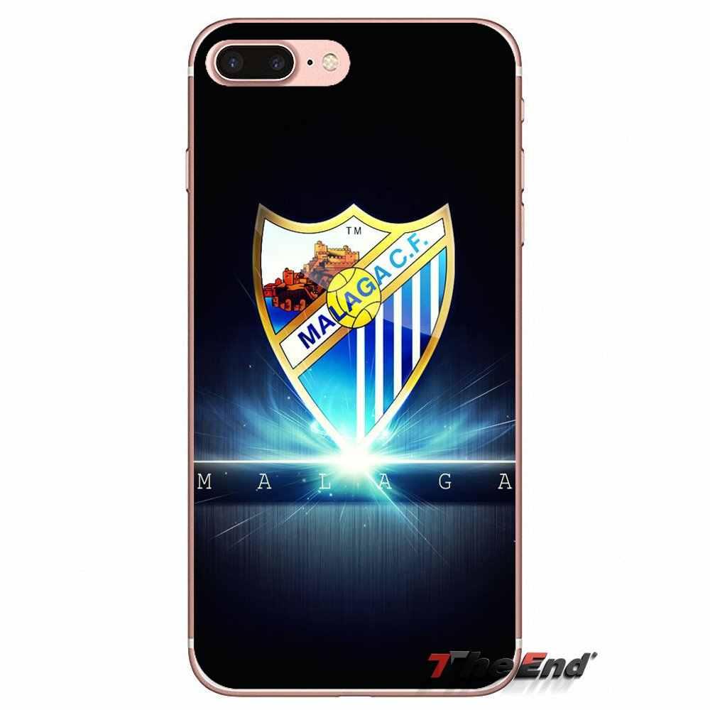 Для samsung Galaxy S2 S3 S4 S5 мини S6 S7 край S8 S9 Plus Note 2 3 4 5 8 Coque Fundas силиконовый чехол США Малага FC Футбол