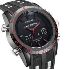 Men Sport Watch Electronic Military Luxury Watch Men LED Dual Display Male Clock Casual Brand Wrist Digital-Watch Relogio Sport