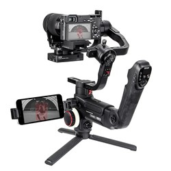 DHL Zhiyun Crane 3 LAB 3-axis Handheld Gimbal DSLR Camera stabilizer for Sony A7M3 A7R3 Canon 6D 5D Panasonic GH4 GH5 Nikon D850