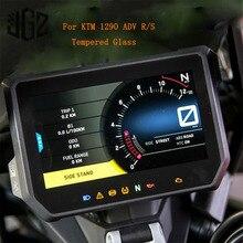 Для KTM 1290 ADV R S мотоцикл 9H HD закаленное стекло Спидометр пленка приборная панель измерительный прибор Датчик монитор защита экрана