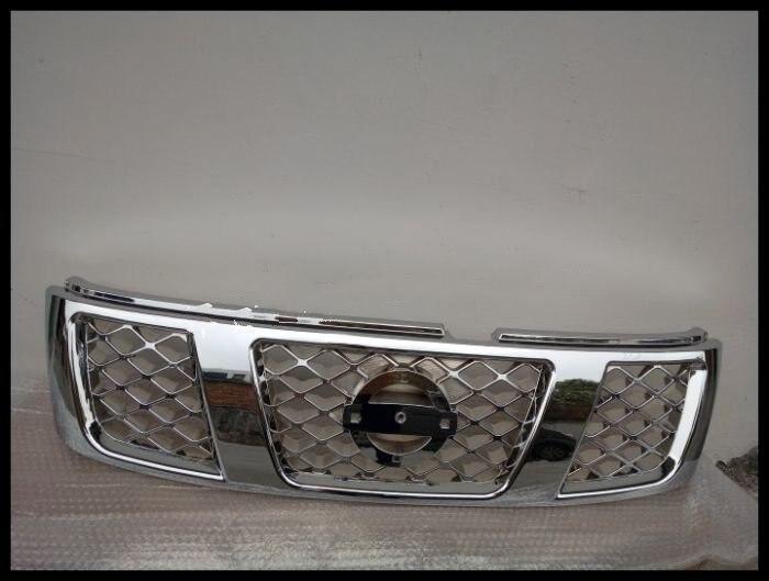 EOsuns Передняя решетка гриль бампера для Nissan patrol Y61 TB48