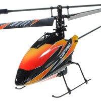 WLtoys Verbeterde Versie V911 2.4 GHz 4CH Single Blade Propeller Radio Afstandsbediening RC Helicopter met Gyro Mode2