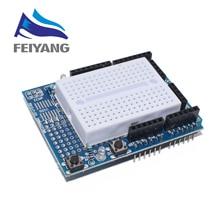 10 adet akıllı elektronik UNO Proto kalkanı prototip genişletme kartı ile SYB 170 mini breadboard UNO ProtoShield DIY