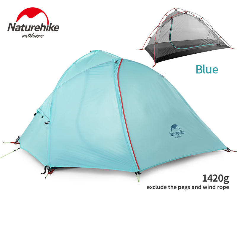 Naturehike 20D/210T Fabric 1 Person Wind-Wing Tent Hiking Camping Tent Ultralight 20D/210T Fabric 2 ColorsNaturehike 20D/210T Fabric 1 Person Wind-Wing Tent Hiking Camping Tent Ultralight 20D/210T Fabric 2 Colors