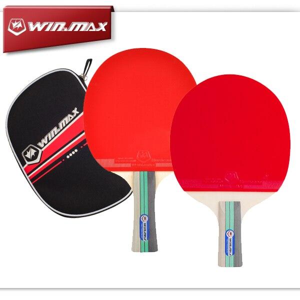 ▻Winmax Marca 3 estrellas Mango Largo o Corto Raqueta de Tenis de ...