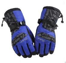 GLV897 wholesale outdoor wind proof warm winter font b gloves b font climb mountain motorcycle thickening