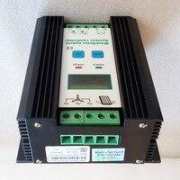 Wind Solar Hybrid Controller 80A 1200W MPPT Solar Power 400W, Wind Generator 800W, 12V 24V Intelligent Hybrid Charge Controller