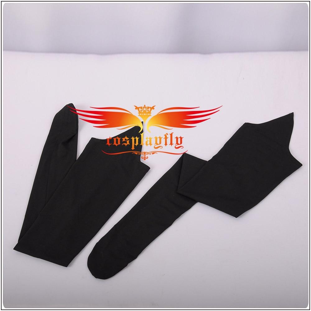 Sword Art Online Alicization YUNA Girls Cosplay Costume Top+Belt+Stockings+Cloak