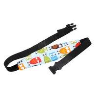 Adjustable Baby Head Support Fastening Pram Belt Car Safety Seat Sleep Positioner Playpens Sleep Positioner For Stroller