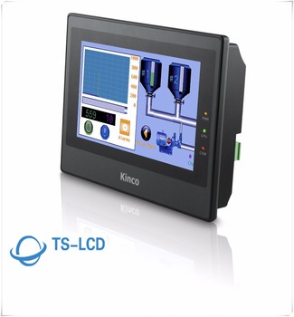 "NEW 7"" HMI Touch Panel Display Screen 800*480 MT4434TE USB host Ethernet with programming Cable&Software one year warranty"