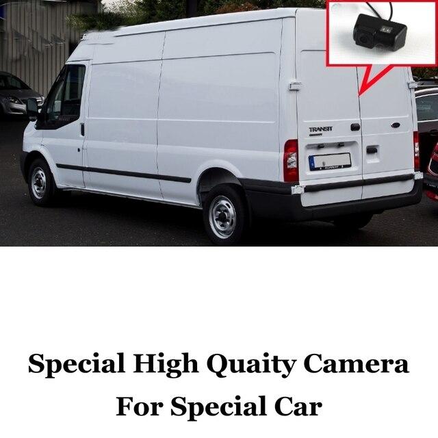 Автомобильная Камера Для Ford Transit MK6 MK7 2000 ~ 2013 Высокое Качество Сзади вид Задней Камеры Для Друзей, чтобы Использовать | CCD с RCA