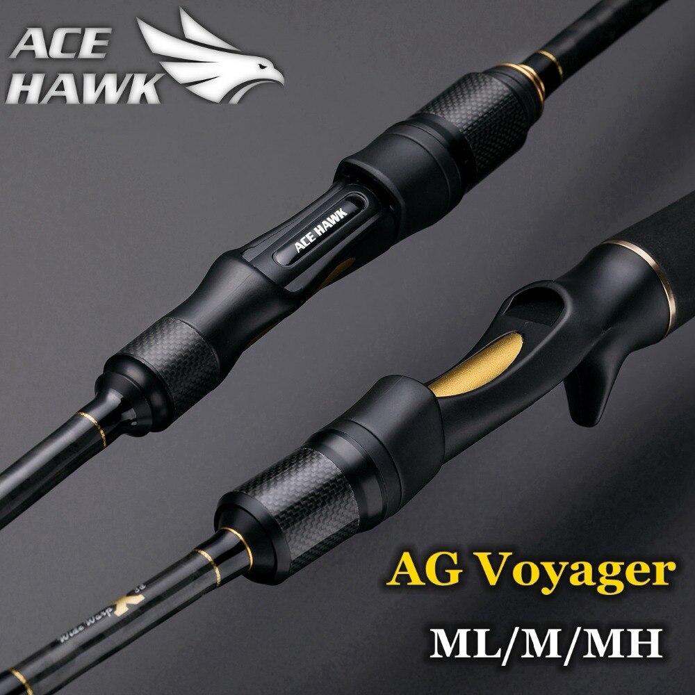 Travel Spinning Fishing rod High Carbon 4 Section Fishing rod Fast Action Baitcasting Fishing Pole Vava